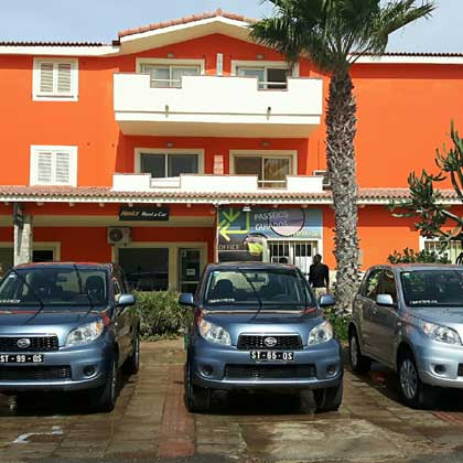 Car hire in Cabo Verde or Cape Verde
