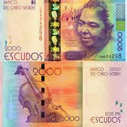 currency in in Cabo Verde or Cape Verde