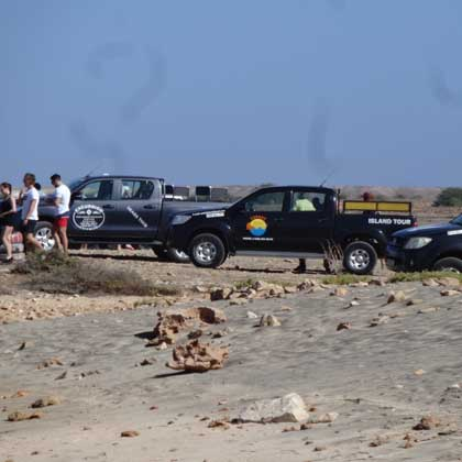offroad tours in Cabo Verde or Cape Verde
